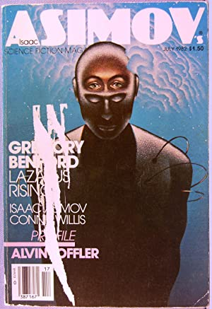 Isaac Asimov's Science Fiction Magazine ~ Vol. 6 #7 ~ July 1982