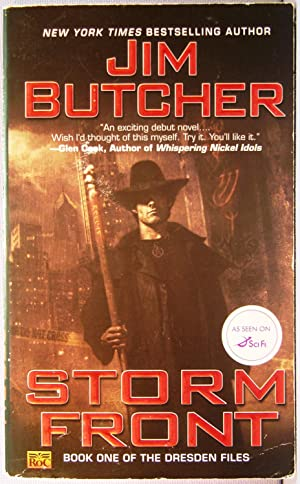 Storm Front [The Dresden Files #1]