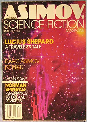 Isaac Asimov's Science Fiction Magazine ~ Vol. 8 #7 ~ July 1984