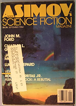 Isaac Asimov's Science Fiction Magazine ~ Vol. 8 #9 ~ September 1984