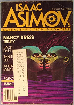 Isaac Asimov's Science Fiction Magazine ~ Vol. 8 #10 ~ October 1984