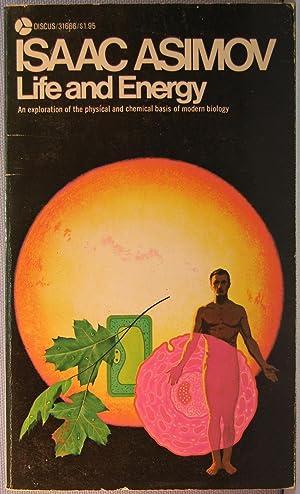Life and Energy: Asimov, Isaac