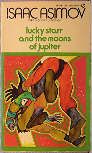 Lucky Starr and the Moons of Jupiter: Asimov, Isaac (as