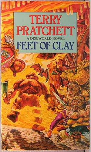 Feet of Clay [Discworld #19]