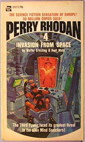Perry Rhodan #4: Invasion from Space