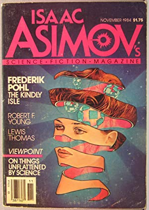 Isaac Asimov's Science Fiction Magazine ~ Vol. 8 #11 ~ November 1984