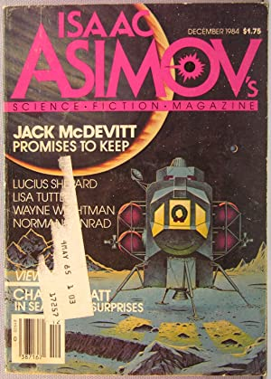 Isaac Asimov's Science Fiction Magazine ~ Vol. 8 #12 ~ December 1984