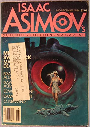 Isaac Asimov's Science Fiction Magazine ~ Vol. 8 #13 ~ Mid-December 1984