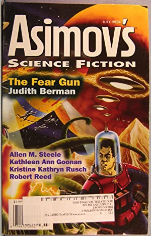 Asimov's Science Fiction ~ Vol. 28 #7 ~ July 2004