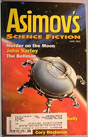 Asimov's Science Fiction ~ Vol. 27 #6 ~ June 2003