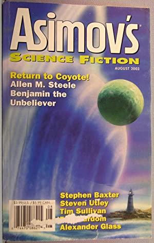 Asimov's Science Fiction ~ Vol. 27 #8 ~ August 2003
