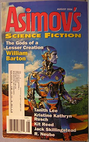 Asimov's Science Fiction ~ Vol. 28 #8 ~ August 2004