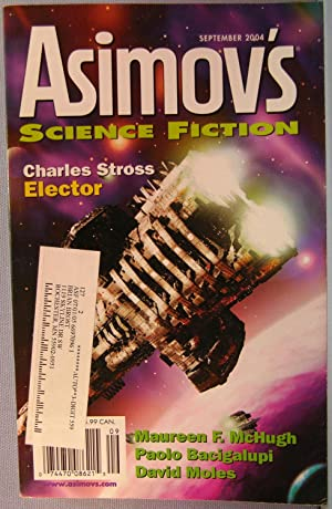 Asimov's Science Fiction ~ Vol. 28 #9 ~ September 2004