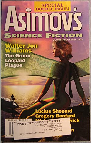 Asimov's Science Fiction ~ Vol. 27 #10 & 11 ~ October/November 2003