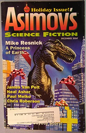 Asimov's Science Fiction ~ Vol. 28 #12 ~ December 2004
