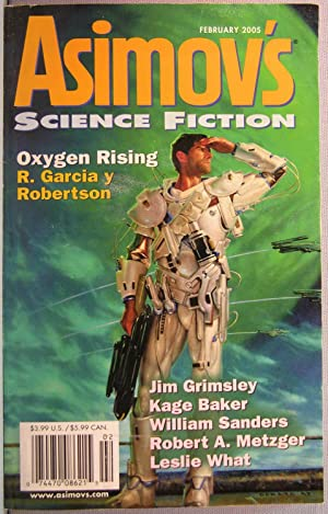 Asimov's Science Fiction ~ Vol. 29 #2 ~ February 2005