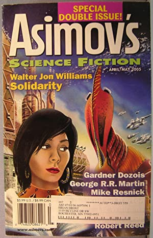 Asimov's Science Fiction ~ Vol. 29 #4 & 5 ~ April/May 2005