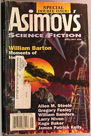Asimov's Science Fiction ~ Vol. 28 #4 & 5 ~ April-May 2004