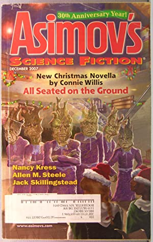 Asimov's Science Fiction ~ Vol. 31 #12 ~ December 2007