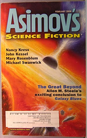 Asimov's Science Fiction ~ Vol. 32 #2 ~ February 2008