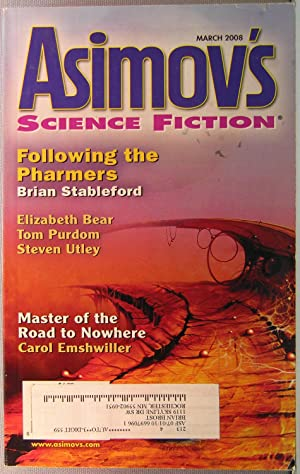 Asimov's Science Fiction ~ Vol. 32 #3 ~ March 2008