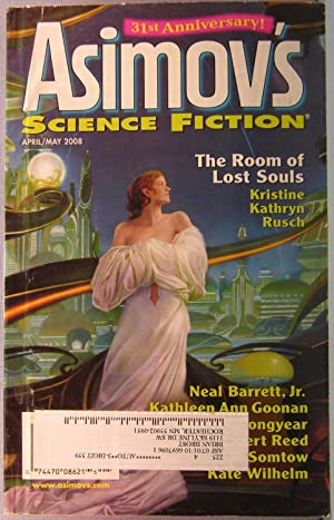 Asimov's Science Fiction ~ Vol. 32 #4 & 5 ~ April-May 2008