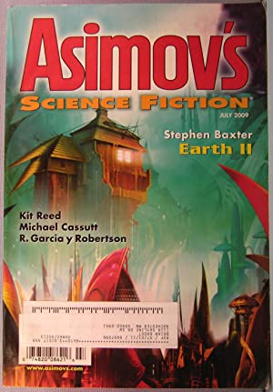 Asimov's Science Fiction ~ Vol. 33 #7 ~ July 2009