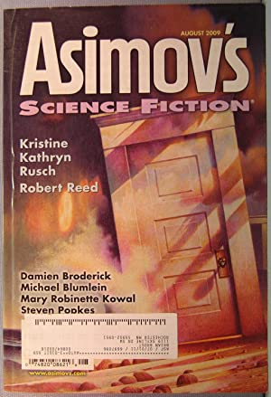 Asimov's Science Fiction ~ Vol. 33 #8 ~ August 2009