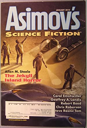 Asimov's Science Fiction ~ Vol. 34 #1 ~ January 2010