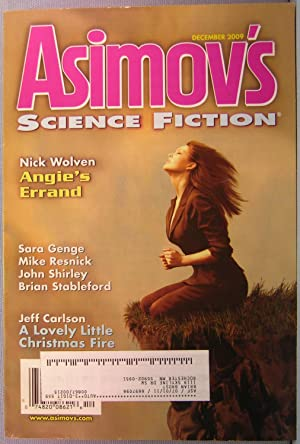 Asimov's Science Fiction ~ Vol. 33 #12 ~ December 2009