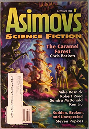 Asimov's Science Fiction ~ Vol. 36 #12 ~ December 2012