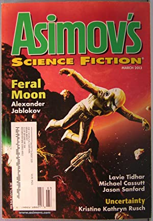 Asimov's Science Fiction ~ Vol. 37 #3 ~ March 2013