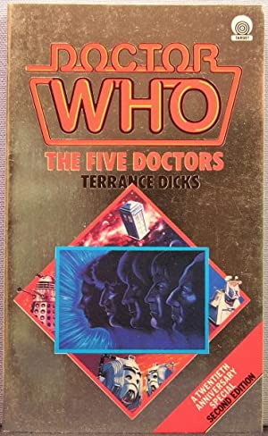 The Five Doctors [Doctor Who Target Novelizations #81]