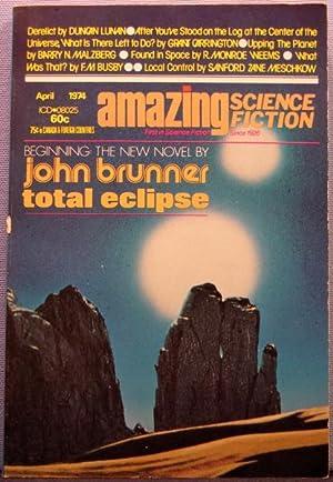 Amazing Stories ~ Vol. 47 #6 ~: Brunner, John; Lunan,