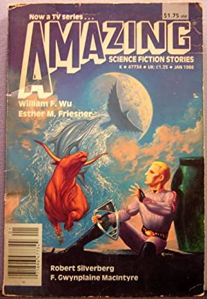 Amazing Stories ~ Vol. 60 #2 ~ January 1986