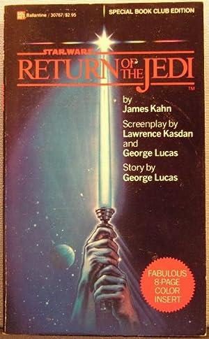 Return of the Jedi [Star Wars Trilogy: James Kahn