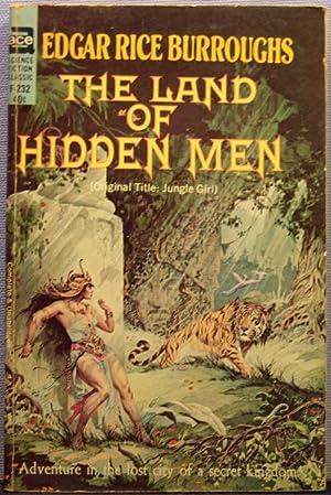 The Land of Hidden Men (aka: Jungle: Burroughs, Edgar Rice