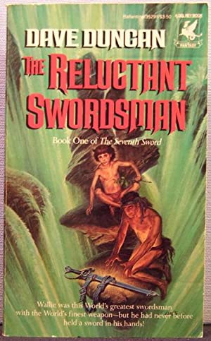 The Reluctant Swordsman [Seventh Sword #1]
