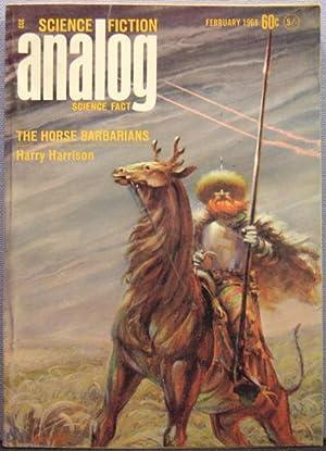 Analog Science Fiction / Science Fact ~: Harrison, Harry; Richmond,