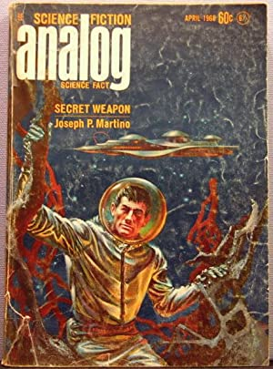 Analog Science Fiction / Science Fact ~ Vol. 81 #2 ~ April 1968