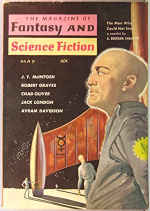 The Magazine of Fantasy and Science Fiction ~ Vol. 16 #5 May 1959