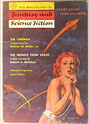 The Magazine of Fantasy and Science Fiction ~ Vol. 13 #2 July 1957