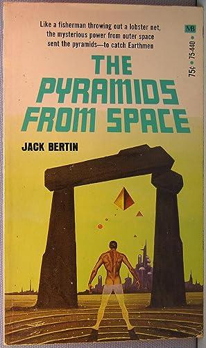 The Pyramids from Space: Bertin, Jack; Germano,