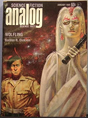Analog Science Fiction / Science Fact ~ Vol. 82 #5 ~ January 1969