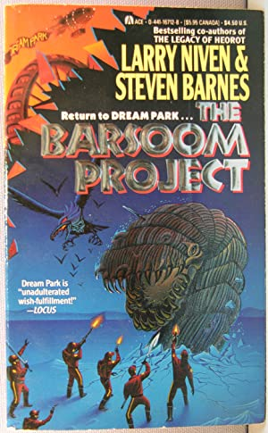 The Barsoom Project [Dream Park #2]