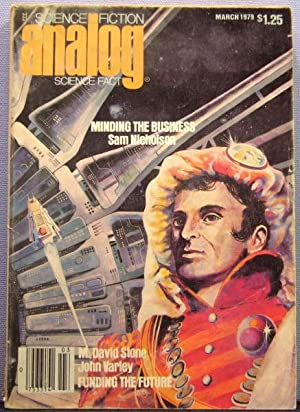 Analog Science Fiction / Science Fact ~ Vol. 99 #3 ~ March 1979