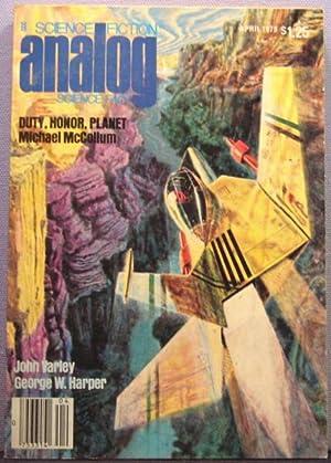Analog Science Fiction / Science Fact ~: Varley, John; McCollum,