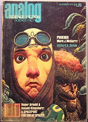 Analog Science Fiction / Science Fact ~ Vol. 99 #11 ~ November 1979