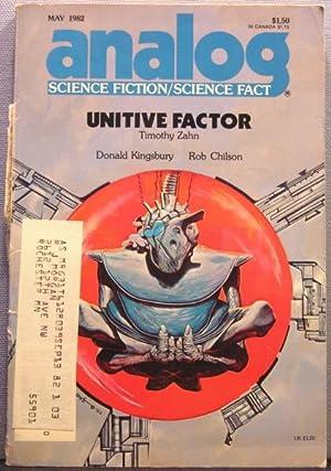 Analog Science Fiction / Science Fact ~: Kingsbury, Donald; Zahn,
