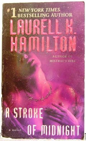 a stroke of midnight hamilton laurell k